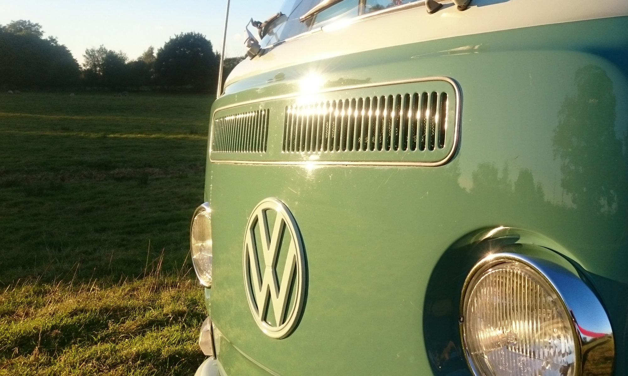 Devon VW Wedding